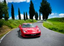 Тур на Ferrari