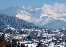 Швейцария.  ВИЛЛАР-ГРИЙОН — ДЬЯБЛЕРЕ   —    ЦАРСТВО СНЕГА  И СОЛНЦА