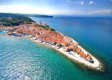 СЛОВЕНИЯ. Курорт на Адриатическом Море. Порторож — 2021