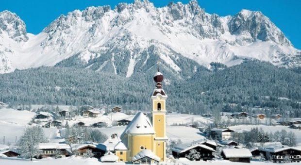 Австрия. ТИРОЛЬСКАЯ ИДИЛЛИЯ, или «В гостях у Великого Кайзера»