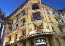 Gounod Nice Centre 3* Бутик-отель
