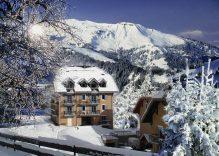 Резиденция Les Arolles 3* Лез Ароль SAINT GERVAIS