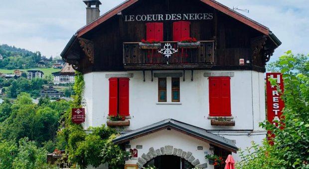 Hotel Le Coeur des Neiges 3*, Сен-Жерве-ле-Бен